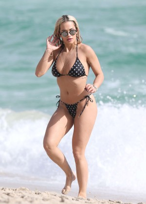 Rita Ora Hot Bikini Photos -32