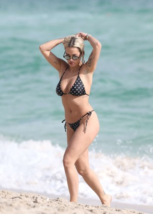 Rita Ora Hot Bikini Photos -35
