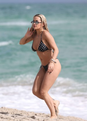 Rita Ora Hot Bikini Photos -39