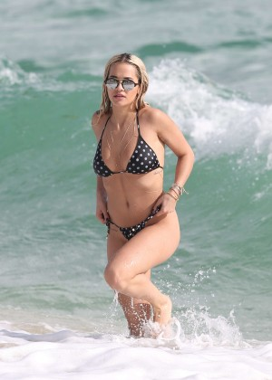 Rita Ora Hot Bikini Photos -43