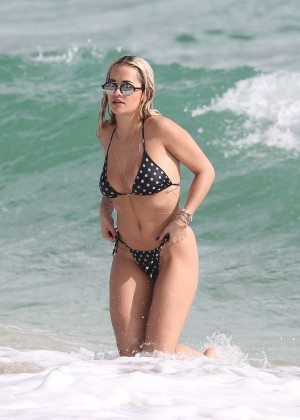 Rita Ora Hot Bikini Photos -45
