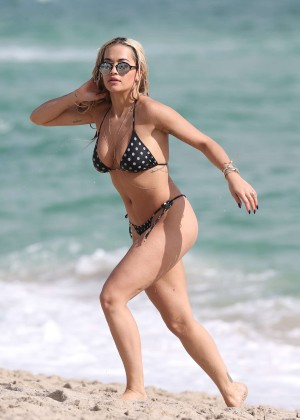 Rita Ora Hot Bikini Photos -48