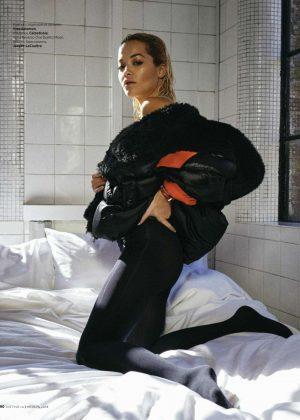 Rita Ora - InStyle Russia Magazine (November 2018)
