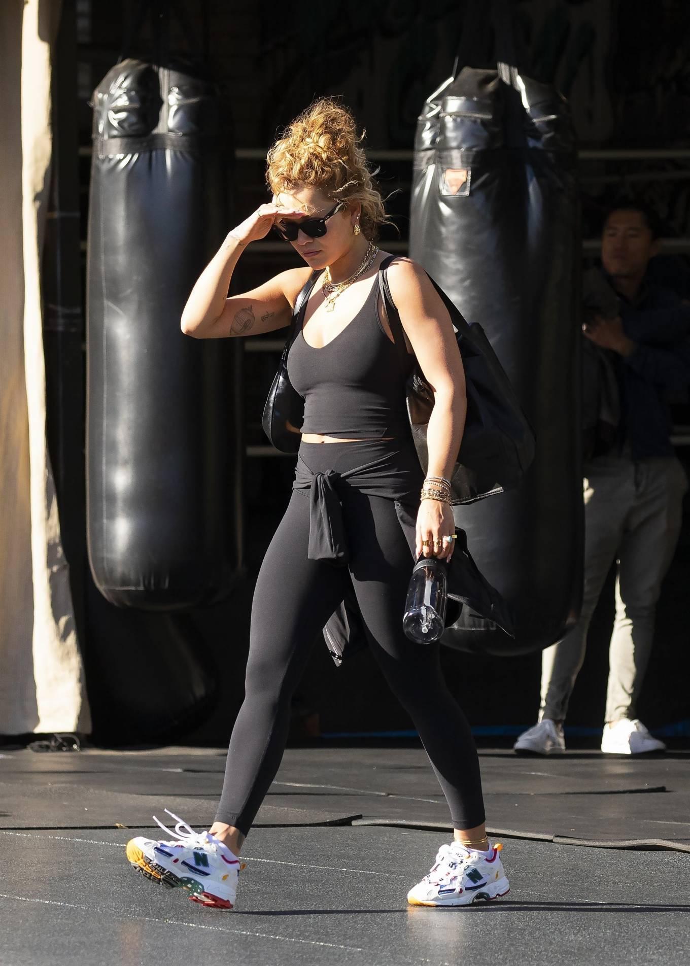 Rita Ora 2021 : Rita Ora – Is seen leaving the gym in Sydney-13