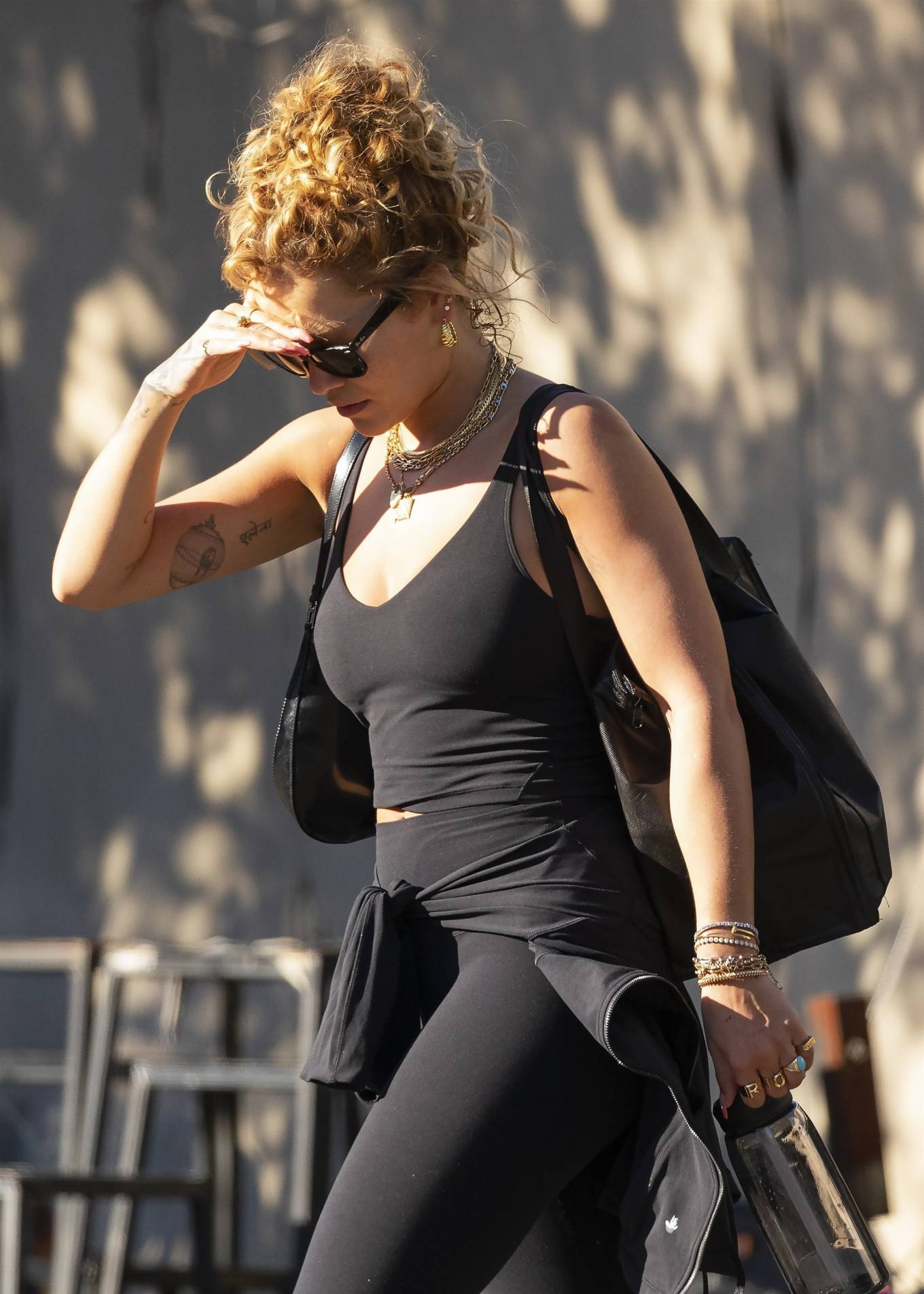 Rita Ora 2021 : Rita Ora – Is seen leaving the gym in Sydney-24