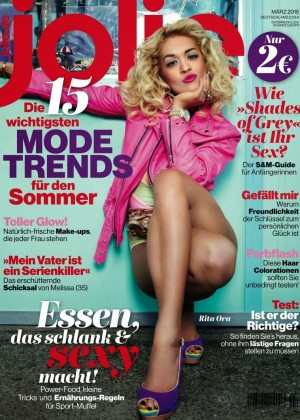 Rita Ora - Jolie Germany Magazine (March 2015)