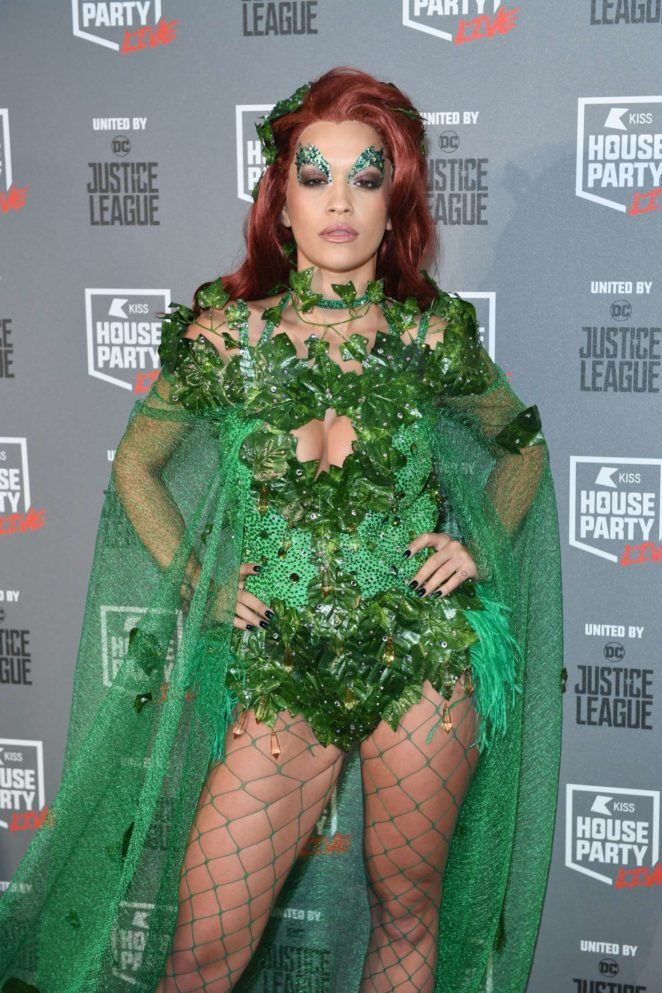 Rita Ora – Kiss FM House Party in London
