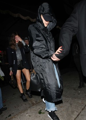 Rita Ora Leaves Warwick night club in West Hollywood