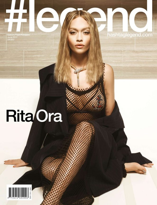 Rita Ora - Legend Magazine (June 2017)