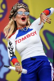 Rita Ora - Live at Lollapalooza Festival in Berlin