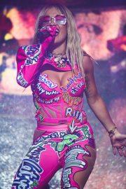 Rita Ora - Live at the Sports Centre Visnjik in Croatia