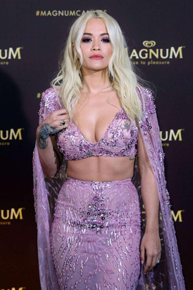 Rita Ora - Magnum x Rita Ora Party at 2019 Cannes Film Festival