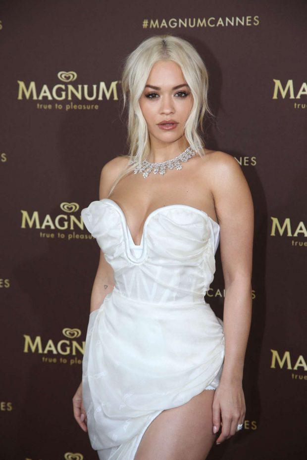 Rita Ora - 'MAGNUM x Rita Ora' Photocall at 2019 Cannes Film Festival