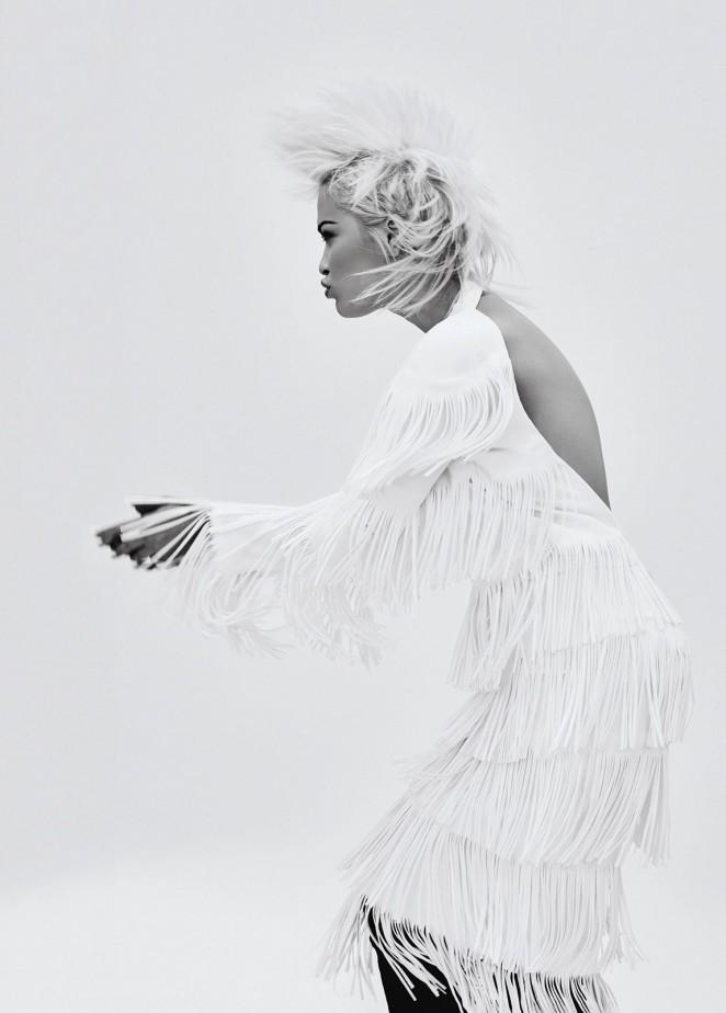 Rita Ora: Marie Claire Magazine 2015 -04