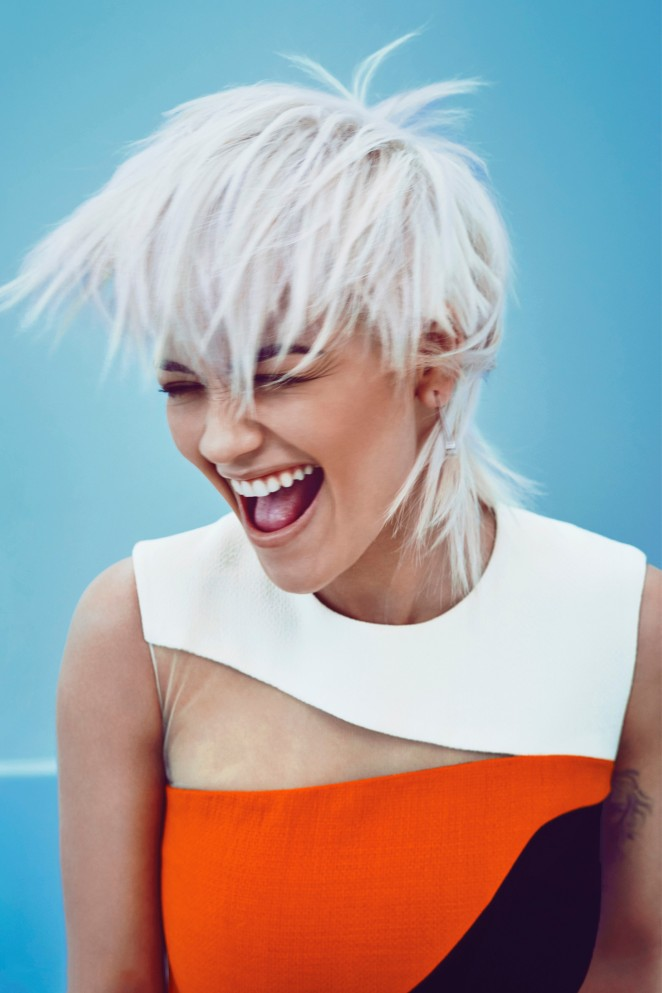 Rita Ora - Marie Claire Magazine (October 2015)