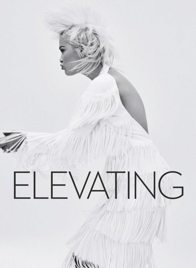Rita Ora: Marie Claire Magazine 2015 -09