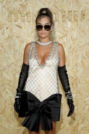 Rita Ora - Miu Miu Womenswear S/S 2020 Fashion Show at Paris Fashion Week