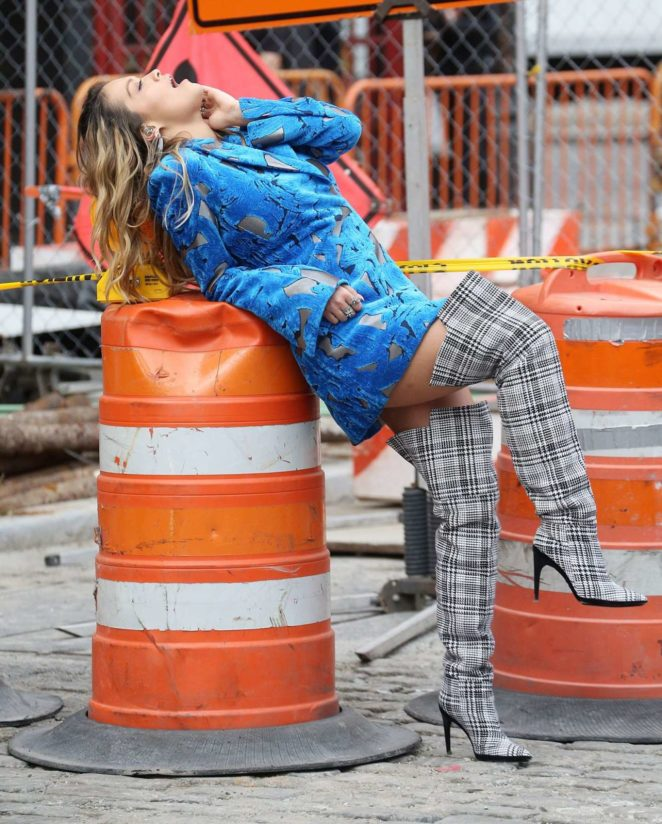 Rita Ora - Music Video Set in New York City