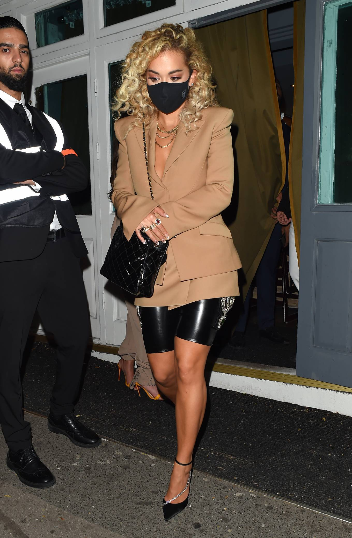 Rita Ora 2020 : Rita Ora – Night out at the Broadway Muswell Hill in London-04