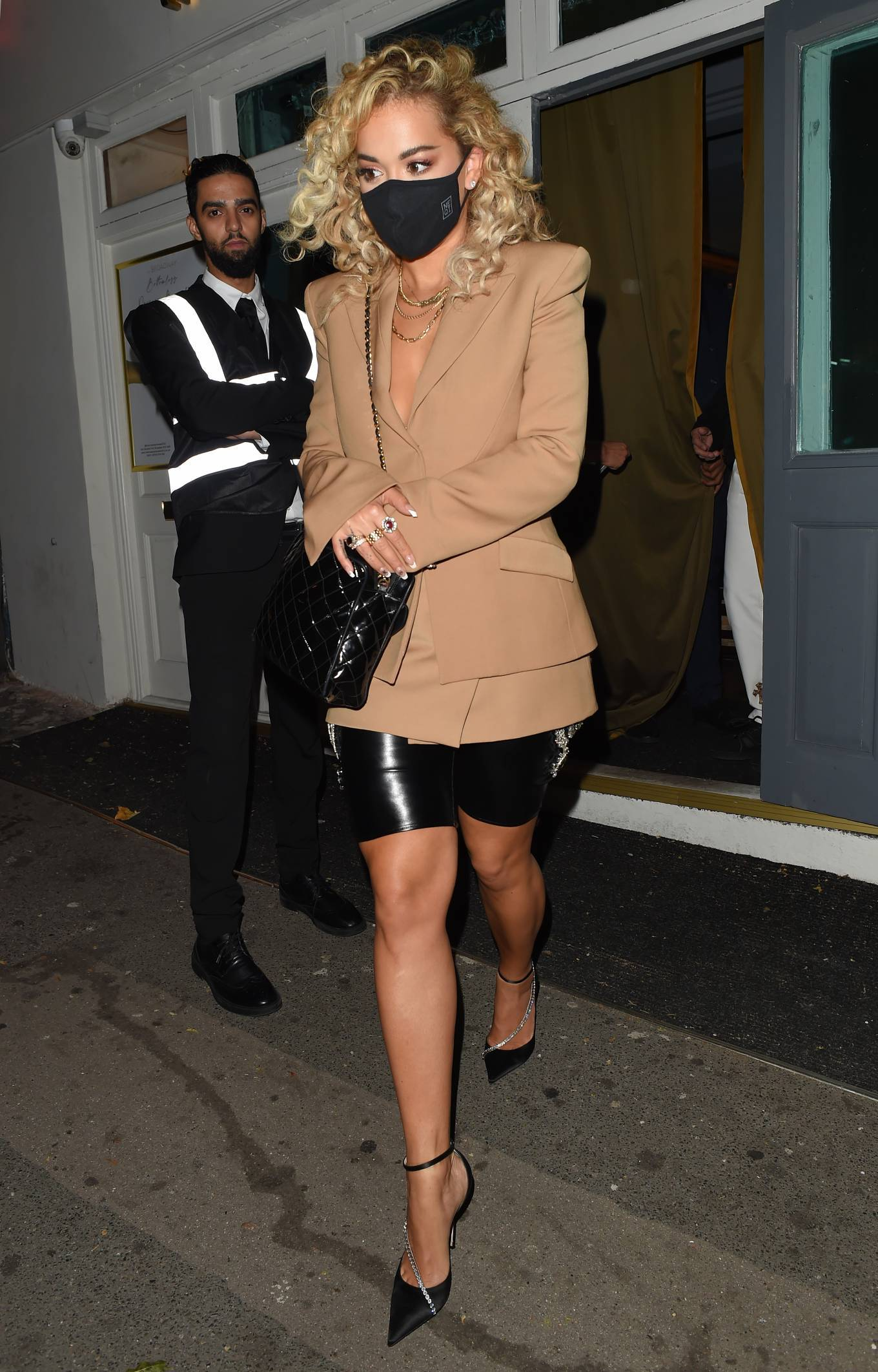 Rita Ora 2020 : Rita Ora – Night out at the Broadway Muswell Hill in London-05