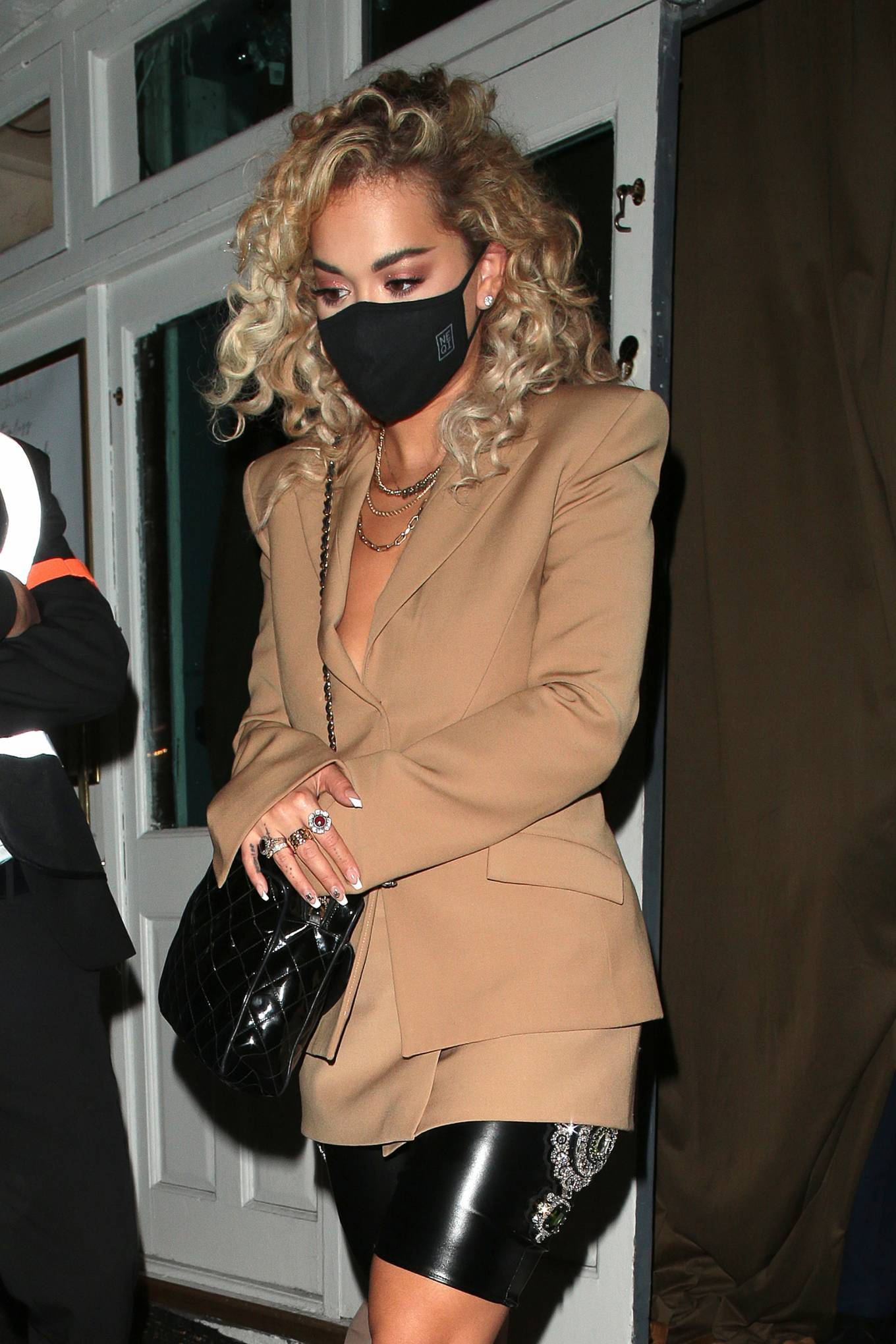 Rita Ora 2020 : Rita Ora – Night out at the Broadway Muswell Hill in London-06