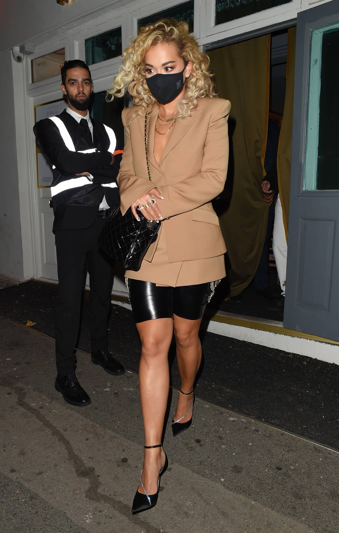 Rita Ora 2020 : Rita Ora – Night out at the Broadway Muswell Hill in London-10