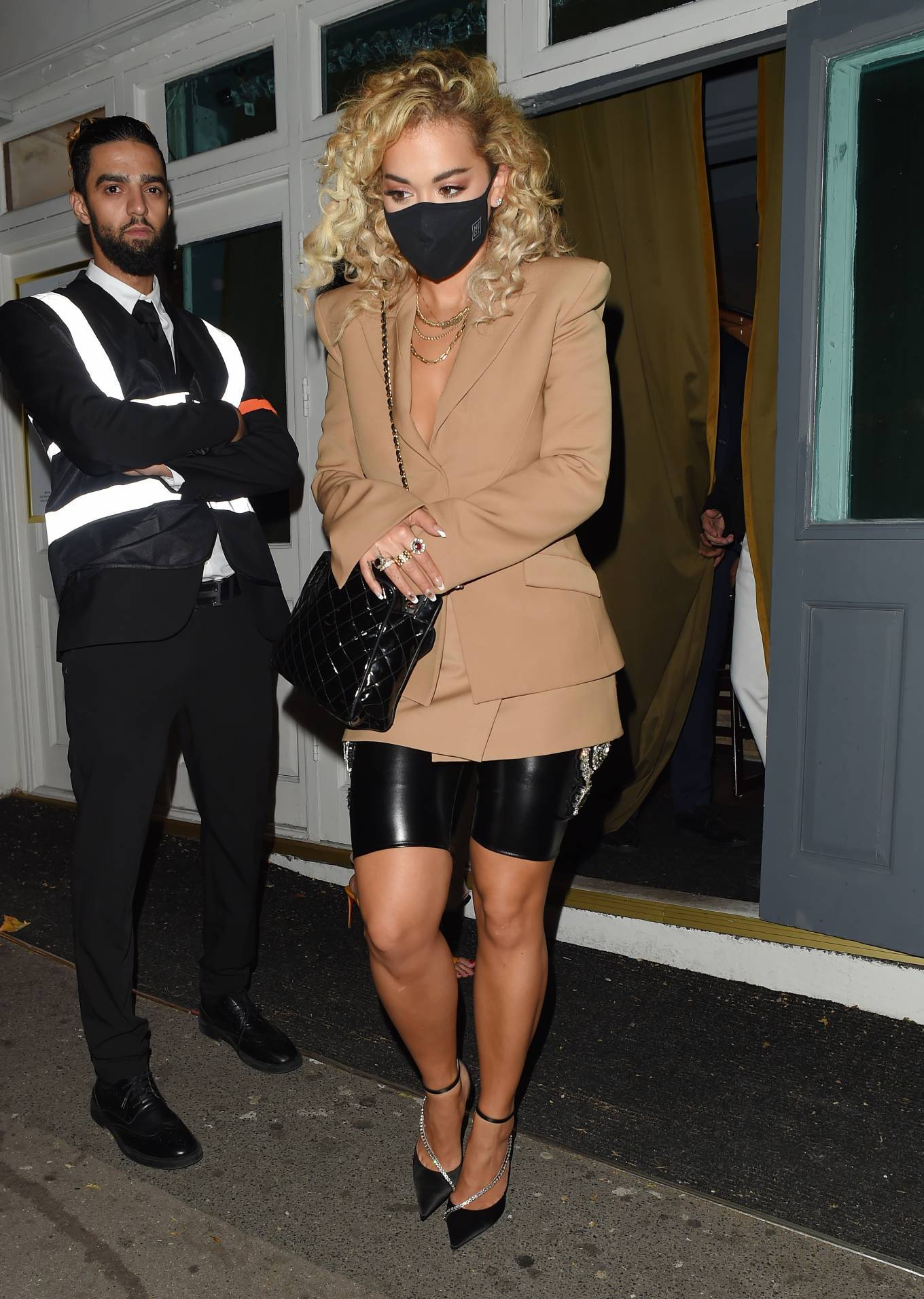 Rita Ora 2020 : Rita Ora – Night out at the Broadway Muswell Hill in London-11