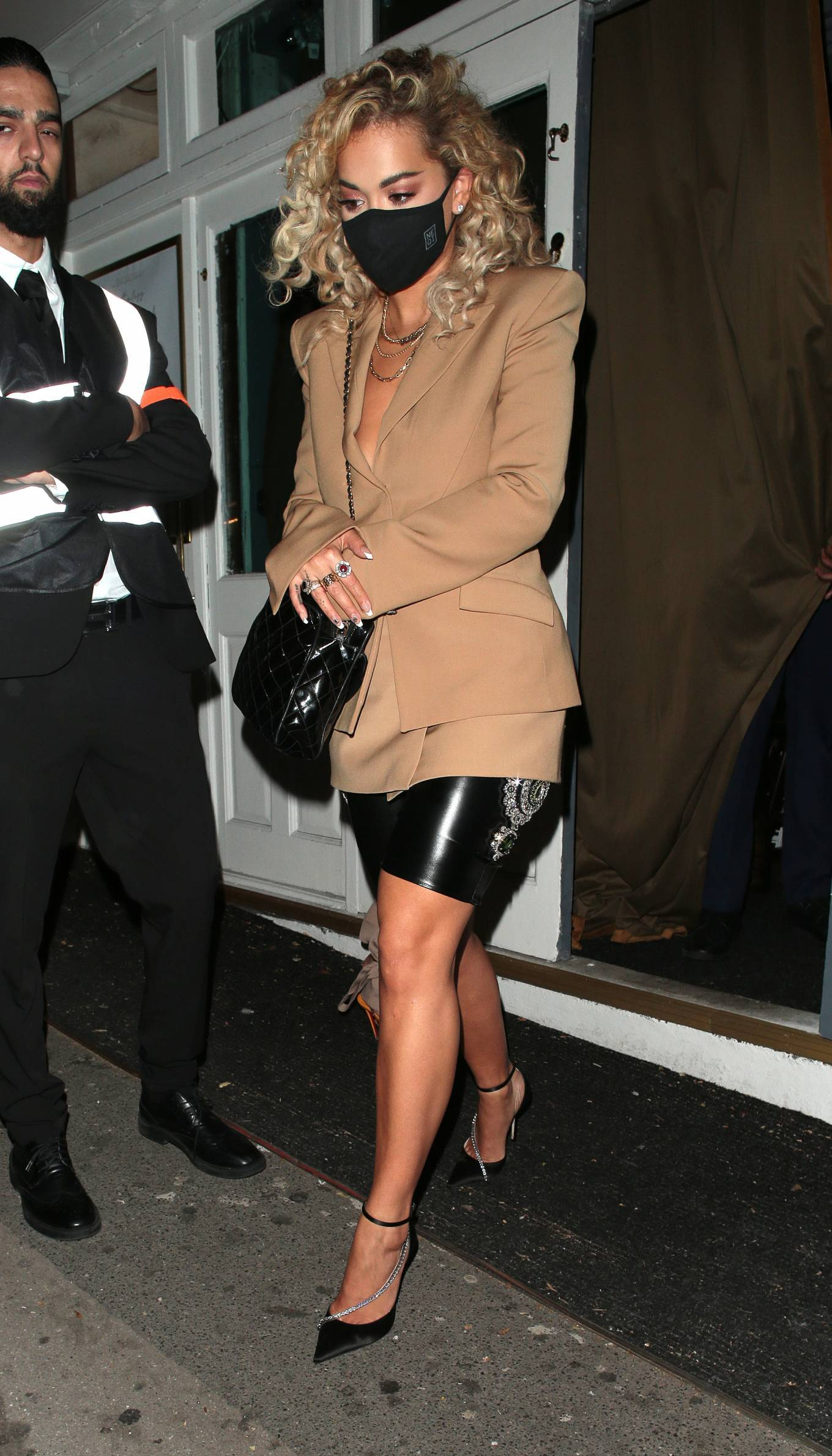 Rita Ora 2020 : Rita Ora – Night out at the Broadway Muswell Hill in London-12