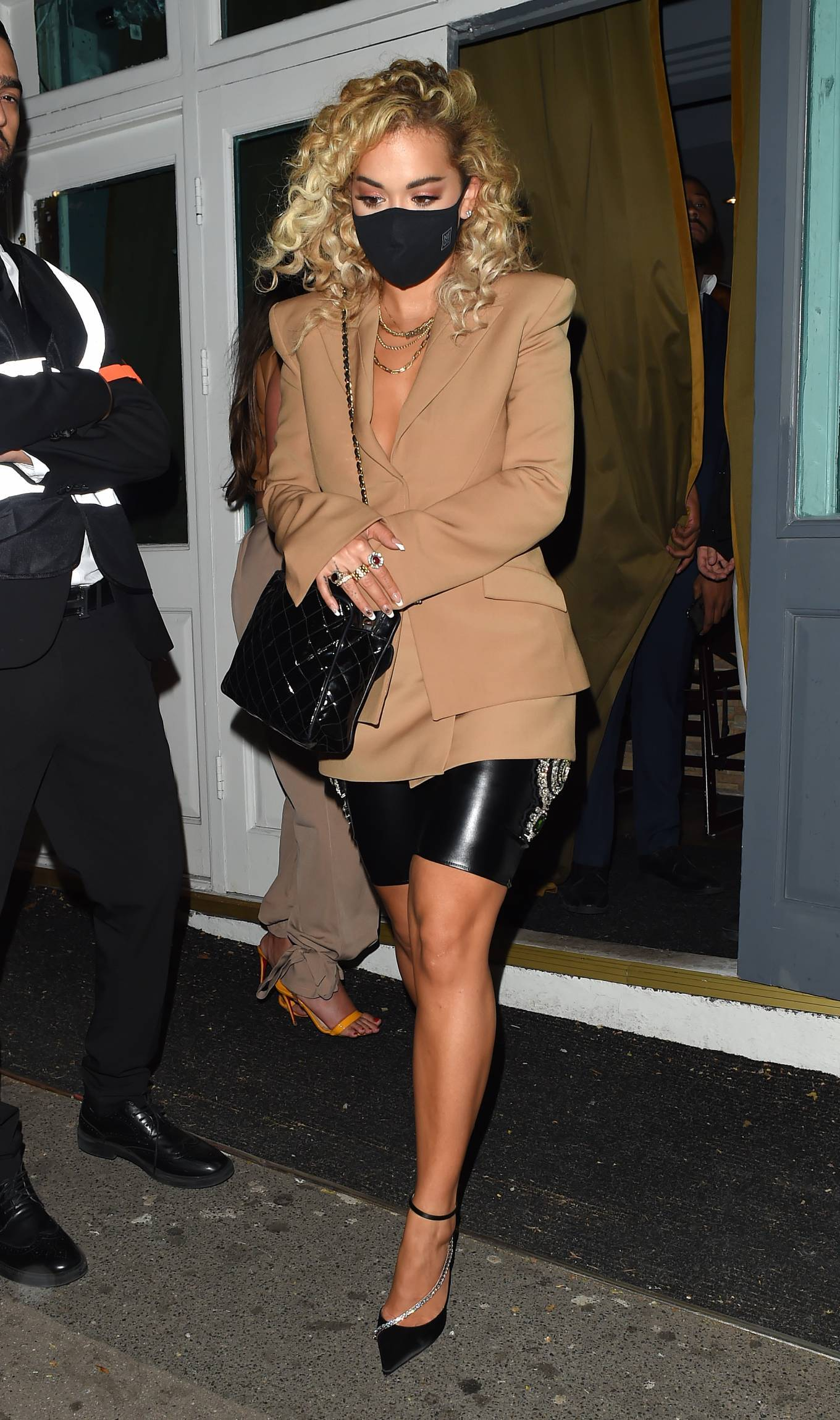 Rita Ora 2020 : Rita Ora – Night out at the Broadway Muswell Hill in London-18