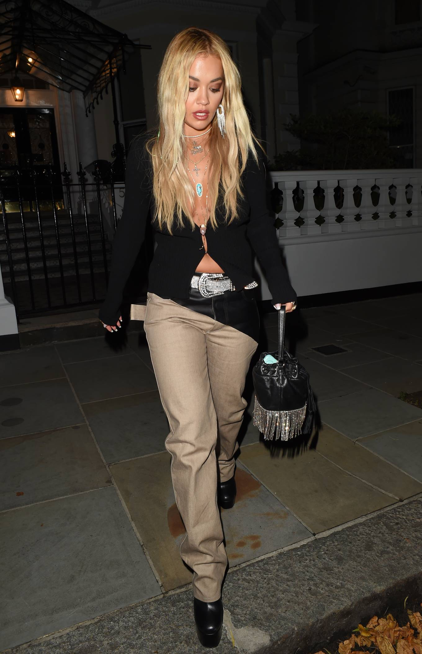 Rita Ora 2020 : Rita Ora – Night out in London-05