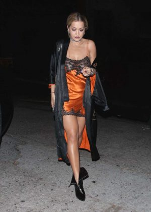 Rita Ora Night Out in Los Angeles