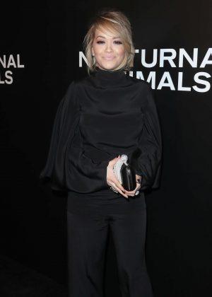 Rita Ora - 'Nocturnal Animals' Premiere in Los Angeles