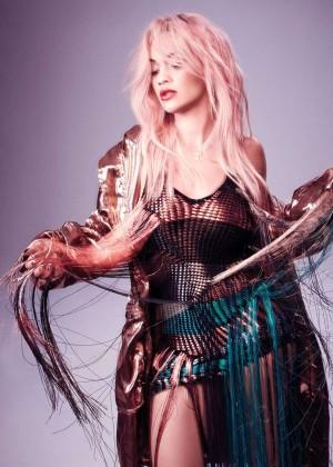 Rita Ora - NYLON Magazine (March 2015)