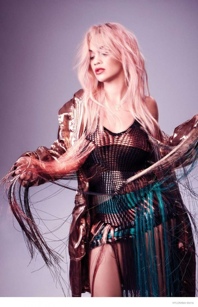 Rita Ora - NYLON Magazine (March 2015)