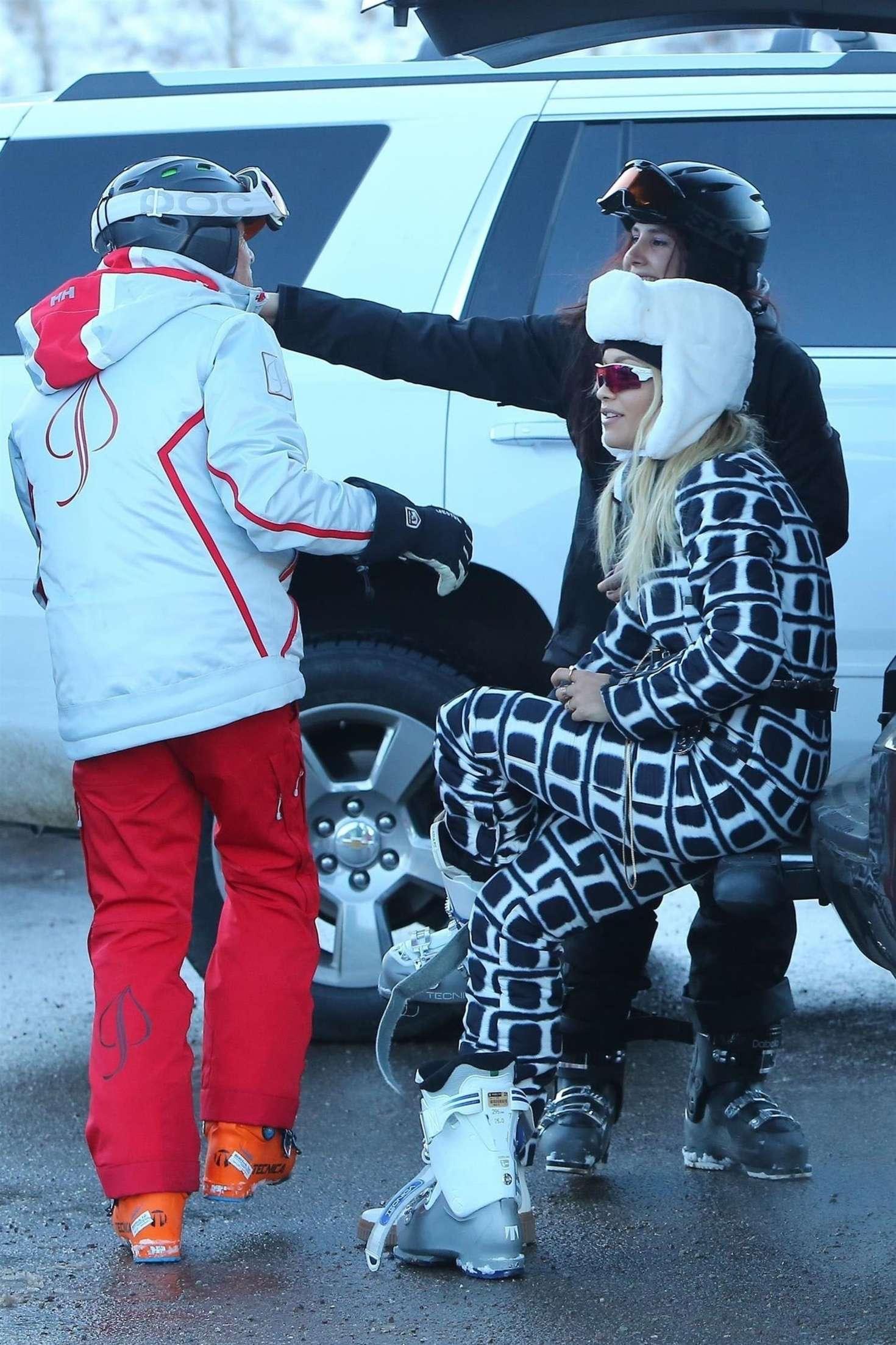 Rita Ora 2017 : Rita Ora: On a holiday in Aspen -08