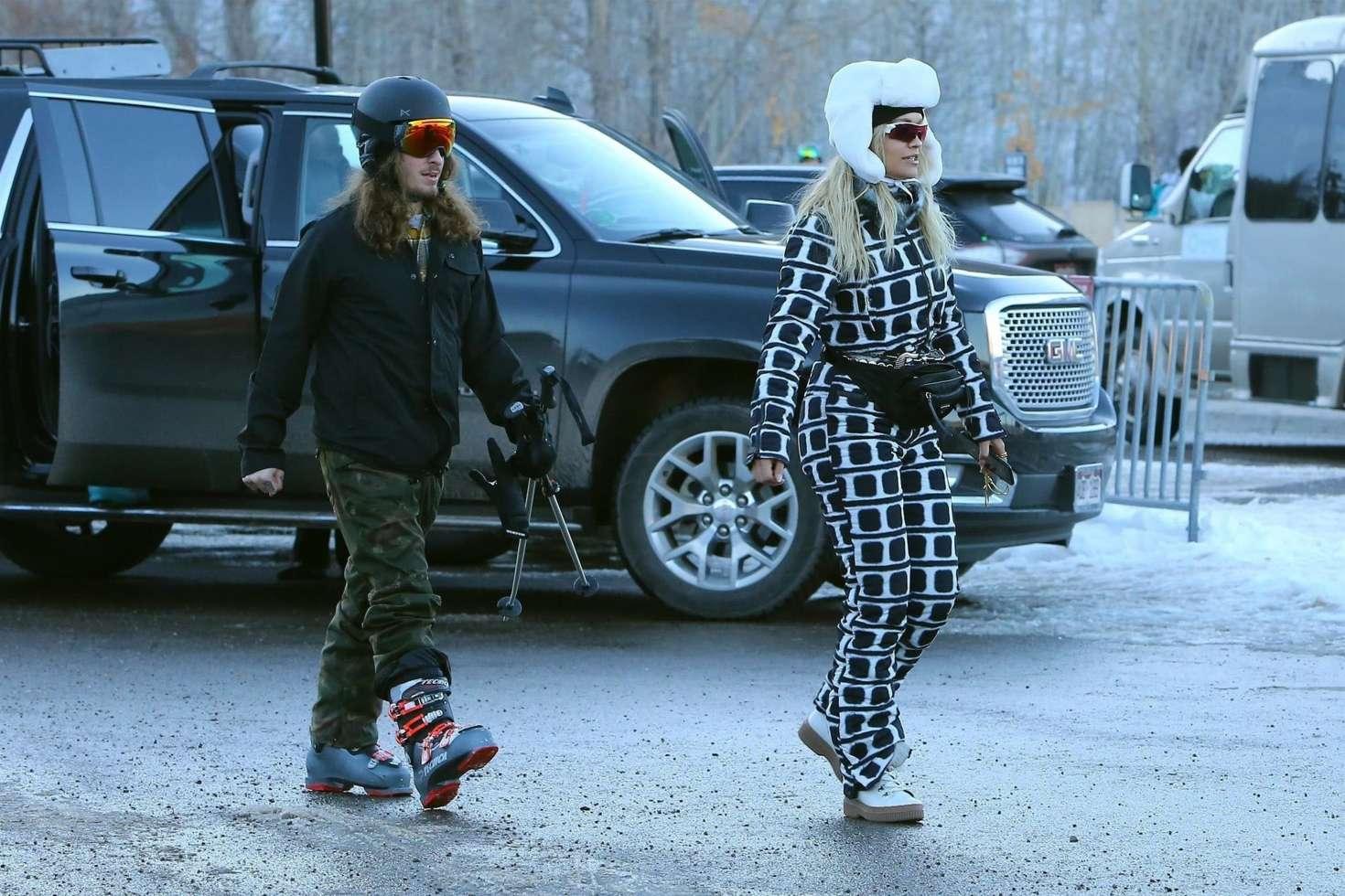 Rita Ora 2017 : Rita Ora: On a holiday in Aspen -12