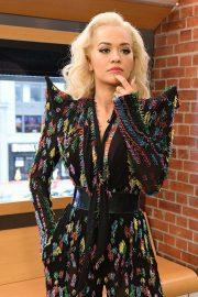 Rita Ora - On 'Good Morning America' in New York City