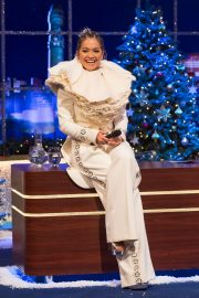 Rita Ora - On The Jonathan Ross Show TV show in London