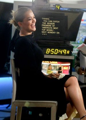 Rita Ora on 'Today' Show in New York