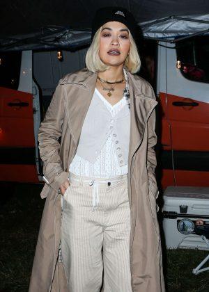 Rita Ora - One Love Malibu Festival Benefit Concert in Los Angeles