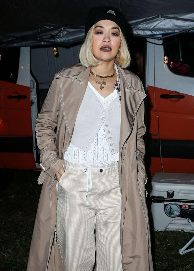 Rita Ora – One Love Malibu Festival Benefit Concert in Los Angeles