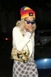Rita Ora - Out and about in London