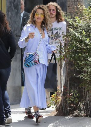 Rita Ora - Out in Beverly Hills