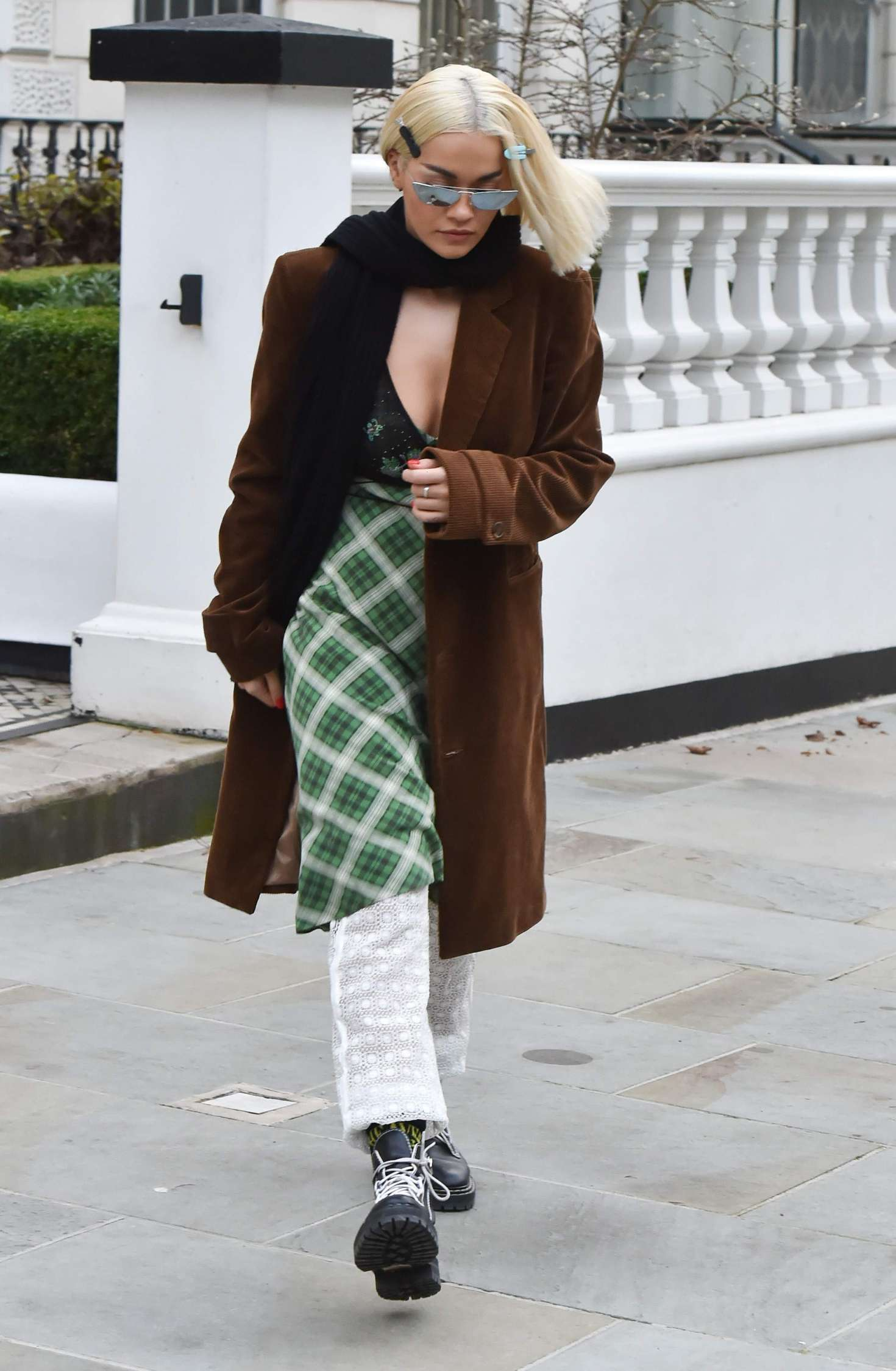 Rita Ora - Out in London