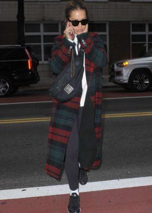 Rita Ora - Out in Manhattan