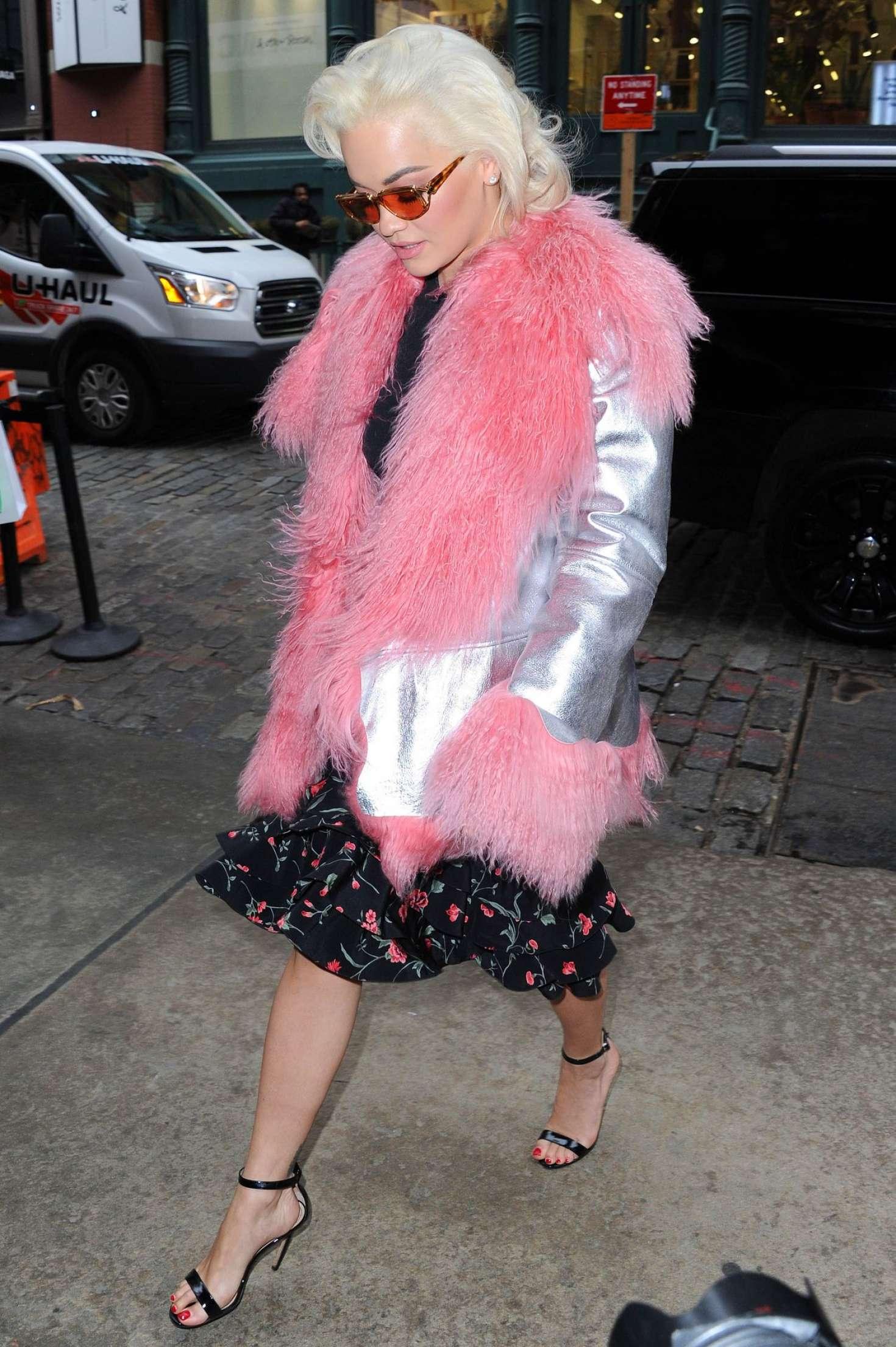 Rita Ora 2019 : Rita Ora: Out in New York City -02