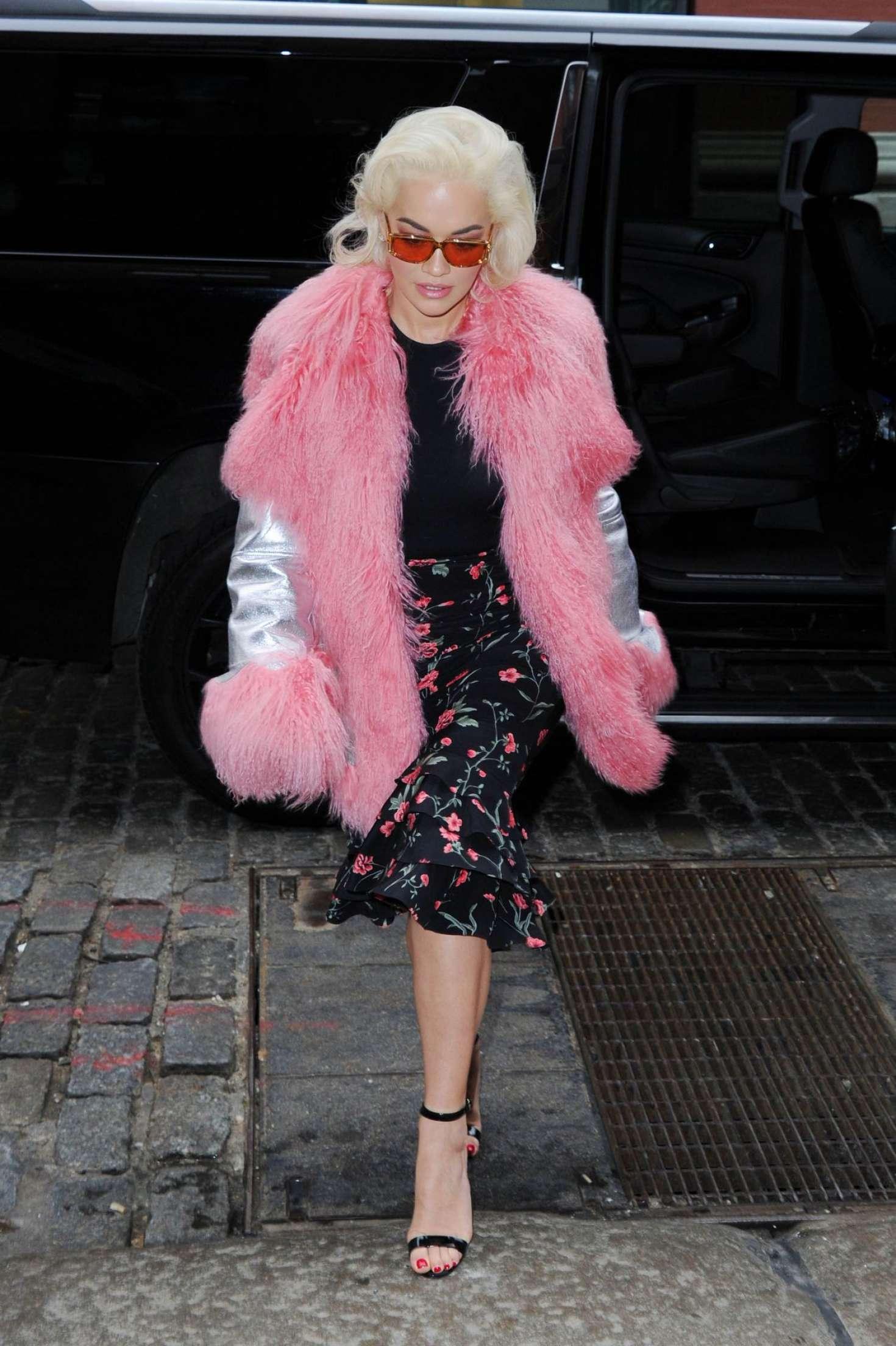 Rita Ora 2019 : Rita Ora: Out in New York City -03