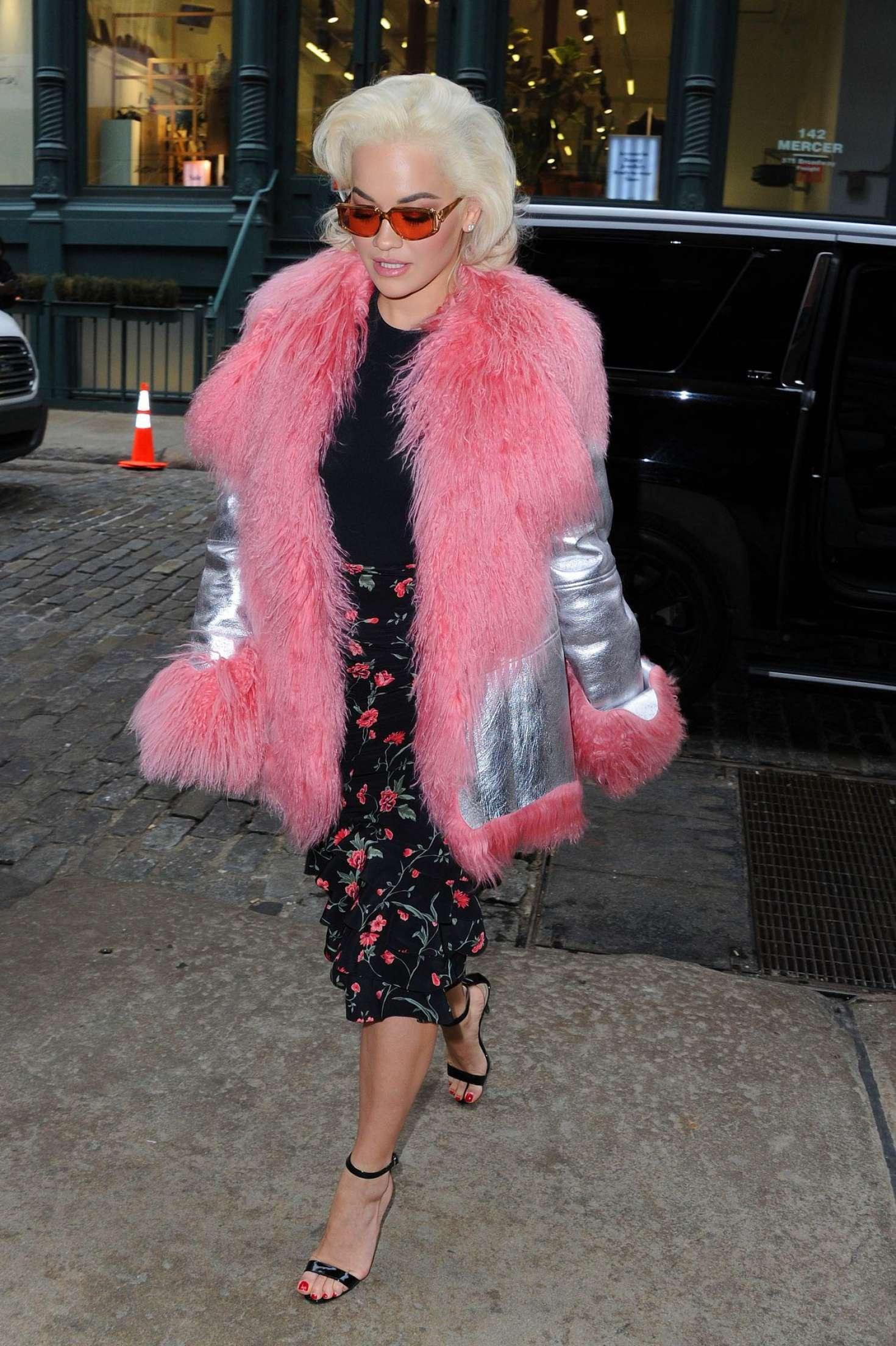 Rita Ora 2019 : Rita Ora: Out in New York City -06