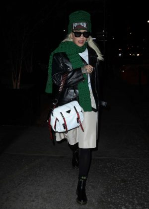 Rita Ora - Out in New York