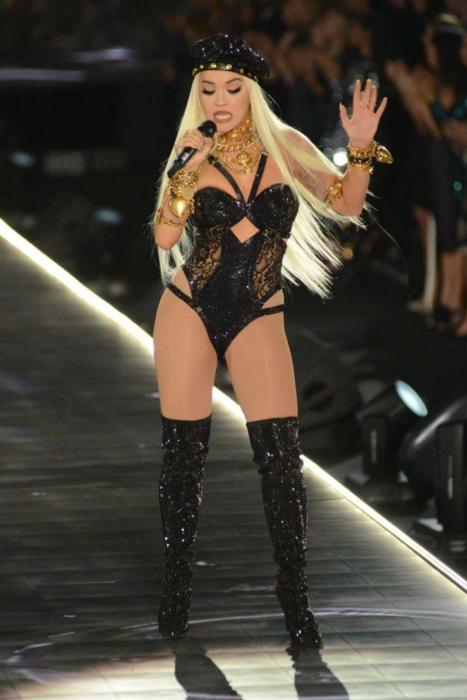 f2285f6eed Rita Ora  Performs at 2018 Victorias Secret Fashion Show -14 – GotCeleb
